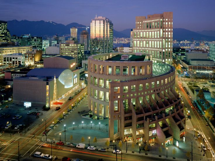Vancouver Library