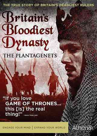 Historian Dan Jones documents the tyrannical rule of The Plantagenets in Britain during the Middle Ages.
