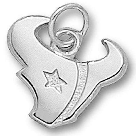 Houston Texans Charm/Pendant on Etsy, $4.00
