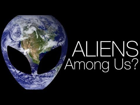 Aliens On Earth - Proof Of Aliens And Insects In Earth (Documentary)