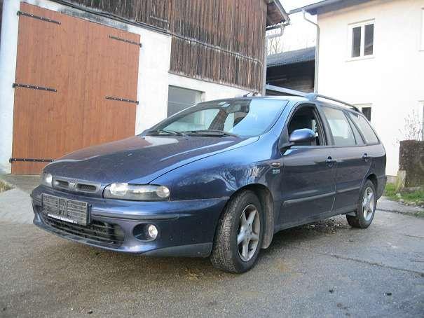 Fiat Marea Weekend 100 ELX TD zum ausschlachten Kombi, 1997, 217.000 km, € 300,-. 111.899 Anzeigen auf willhaben.at, die große Fahrzeugbörse Österreichs. Einfach und schnell kaufen und gratis inserieren.