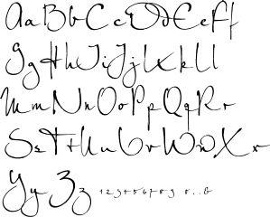 Petra Font Monogram Design Wedding Calligraphy Custom Monograms Logo Designs Styles Decorative Fonts Typographic De