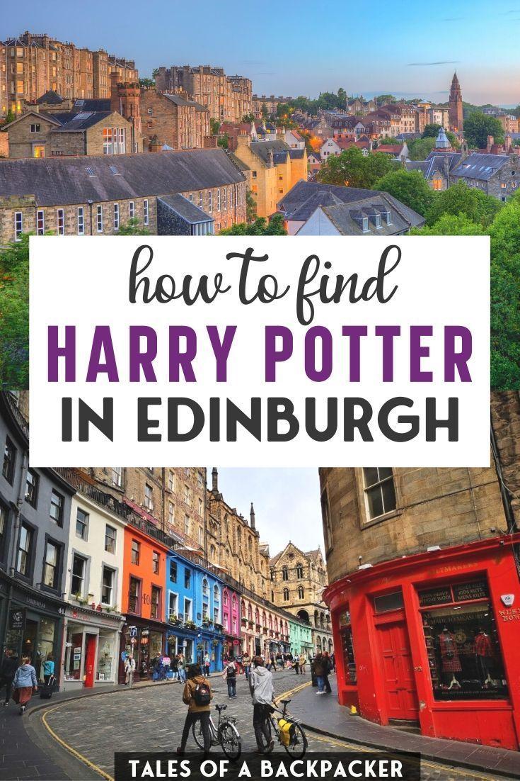 Hunting For Harry Potter In Edinburgh Visiting England Edinburgh Travel Edinburgh Harry Potter