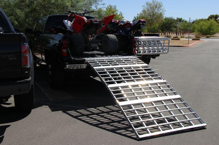 ATV Loading Ramp - Shark Kage