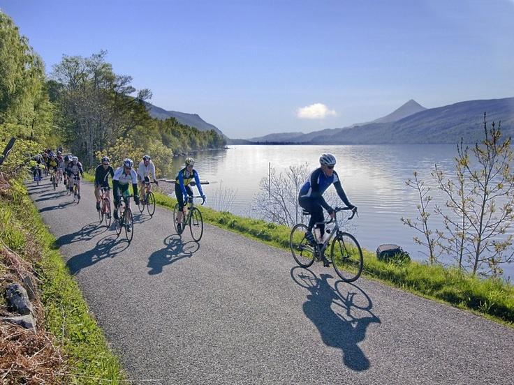 Etape Caledonia Route