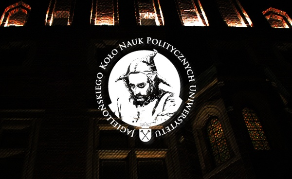 Political Studies Circle by Milosz Lodowski, via Behance