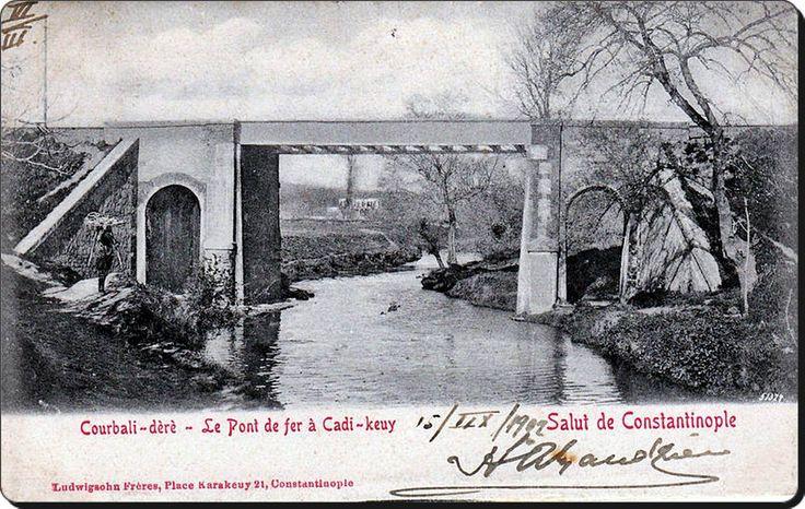 Kadıköy - Kurbağalıdere - 1902