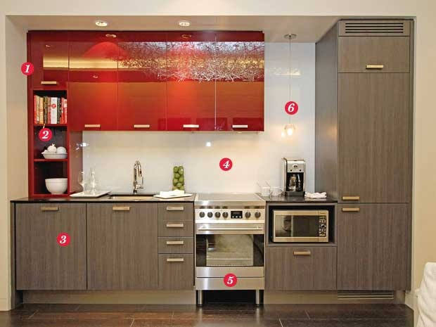 The Model The Other Lshaped Kitchenwhen It Comes To Interior Mesmerizing Small Kitchen Interior Design Inspiration