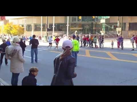 Detroit Free Press Marathon  Pt2