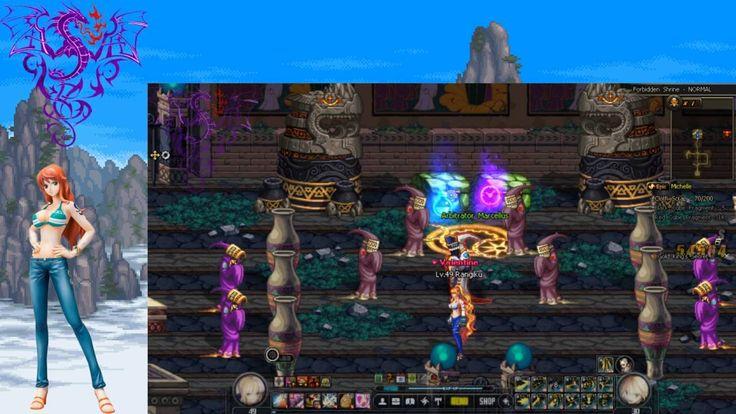 Purple Dragon Mod Shop Presents: Nami Crimin