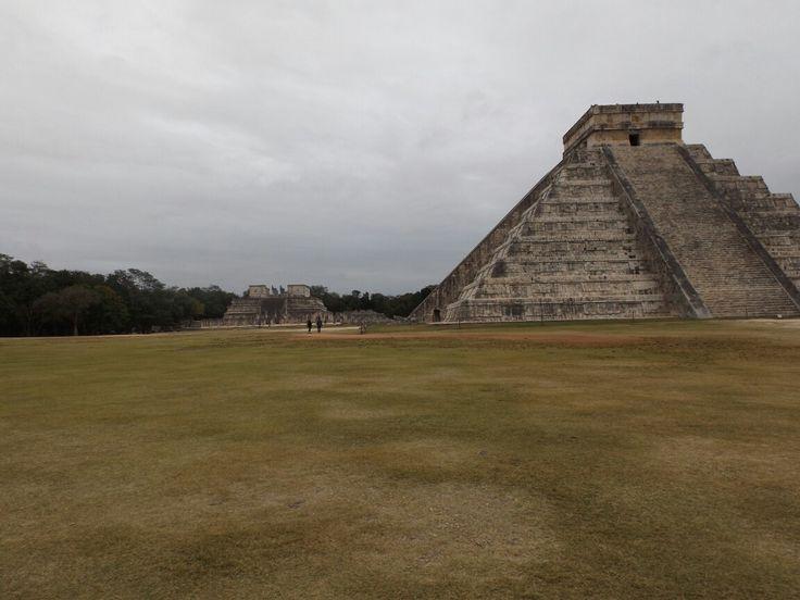 Chichen Itza -México