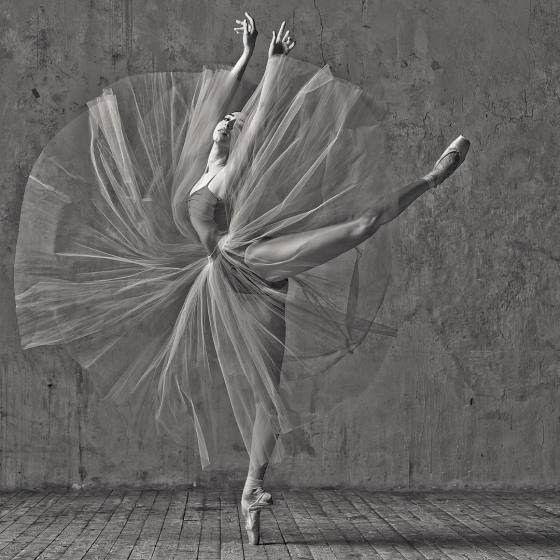 <<Ana Turazashvili (Bolshoi Ballet> # Photo © Alexander Yakovlev>>