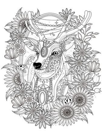 400 best Animales 10 images on Pinterest | Coloring books, Vintage ...