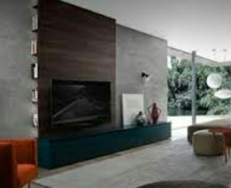68 best TV Wand Ideen images on Pinterest   Tv wand ideen, Tv ...
