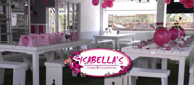 Little girl parties in #pretoria!  greenlyn@isabellas.co.za