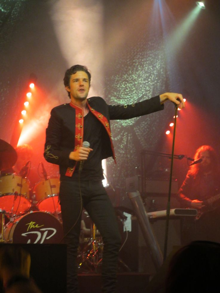 brandon flowers tour boston