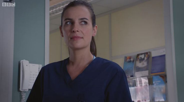 Zosia March Holby City