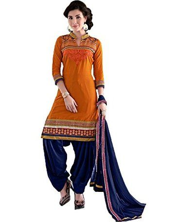 chakudee by orange cotton drees material, Patiala Suits,Salwar Kameez,Salwar Suits,Designer Suits,Dress material,Embroidery Suits,Heavy Salwar Kameez,Punjabi Suits,Indian SuitS,Straight Suits,Fancy Suits,Floral Work Dress,Ladies Suits,Women Dress,Fashionable Dress,Party Wear Suits,Weddind Suits,Festive Suits,