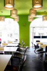 Design interiores restaurante