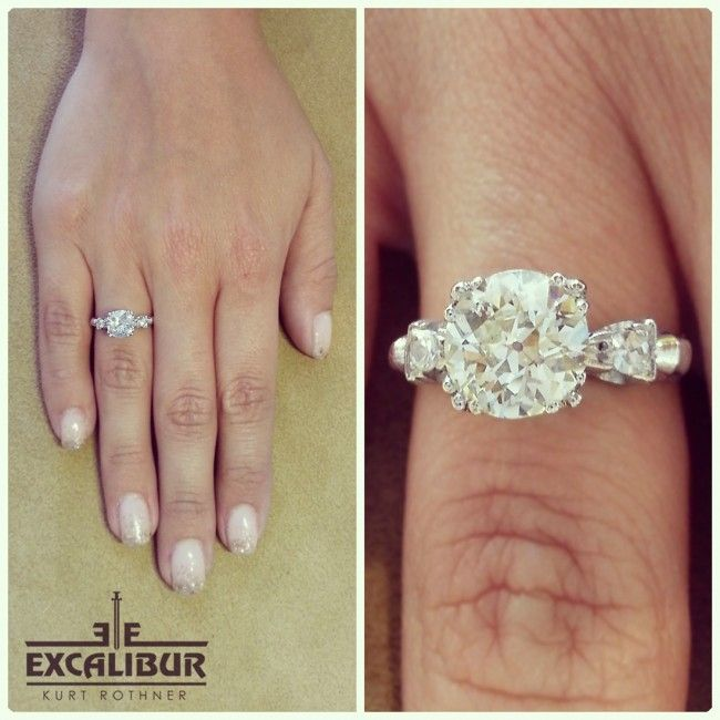 17 Best images about Vintage Engagement Rings on Pinterest | Shops ...