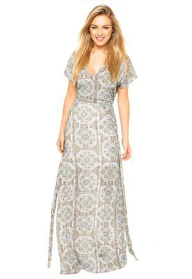388f6502e Vestido Nem Claudete Multicolorido | Roupas | Vestidos bonitos, Vestidos e  Modelos de vestido