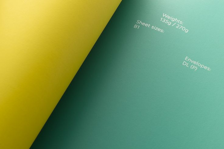 The Paper Book by Arjowiggins. International standards for creative papers.