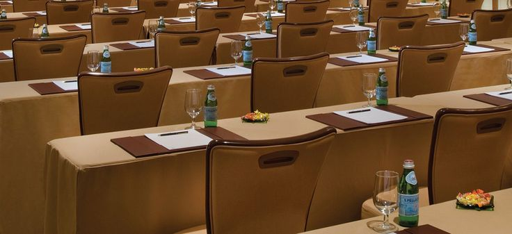 from a small conference room to the Grand Ballroom,great meeting space for your event.  #ConferenceRooms & Rental Spaces