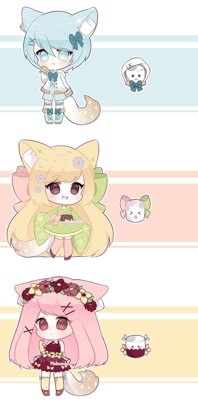 CLOSED SET PRICE Mashumi Batch by Pinkoneko Anime
