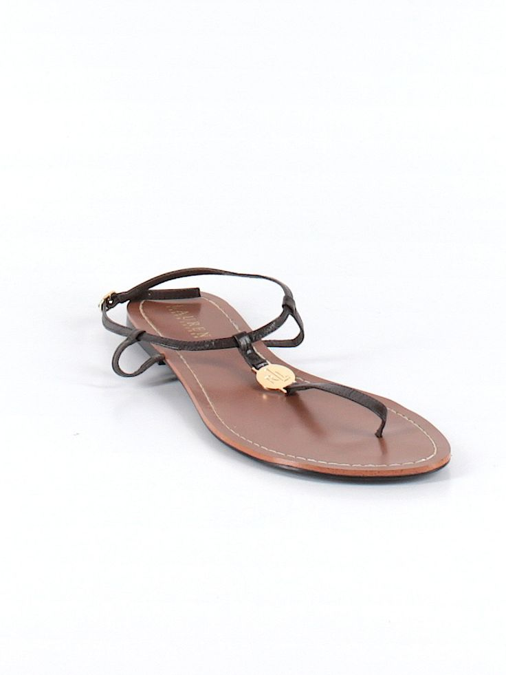 Check it out - Lauren By Ralph Lauren Sandals for $17.49 on thredUP!