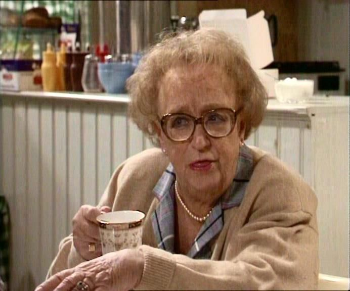 Thora Hird in Last of the Summer Wine | Summer wines, Last of summer wine,  Classic films posters