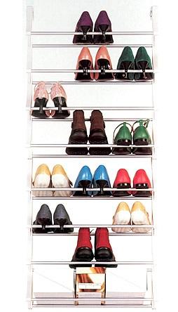 over door shoe rack medium