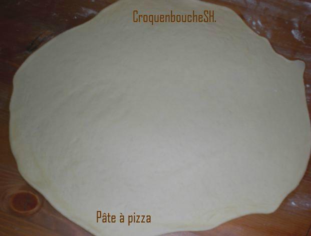 PATE A PIZZA : LA RECETTE DE NORBERT ET JEAN