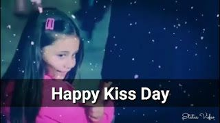 Happy Kiss Day Romantic Whatsapp Status Video Download - Wvideos.in