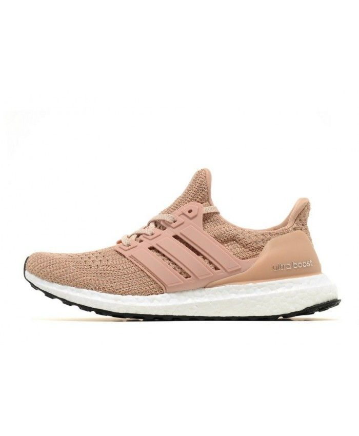 9a171a16fc451 Adidas Ultra Boost Beige Raw Pink Womens