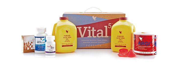 Want to checking out something new? Try Forever Living's superb Vital 5 Pack! http://link.flp.social/BPDkjb