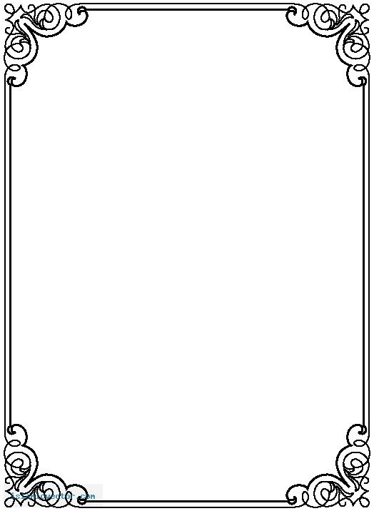 free borders for word  u2013 clipart free download
