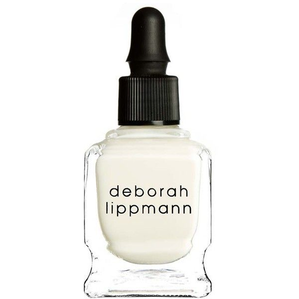 Deborah Lippmann Cuticle Remover ($20) ❤ liked on Polyvore featuring beauty products, nail care, nail treatments, beauty, masks & exfoliants, natural, skincare, deborah lippmann and exfoliating mask