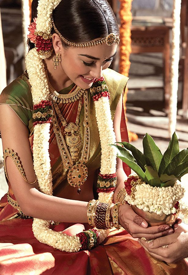 Tanishq Telugu Bride Wedding Jewellery Collection(4)