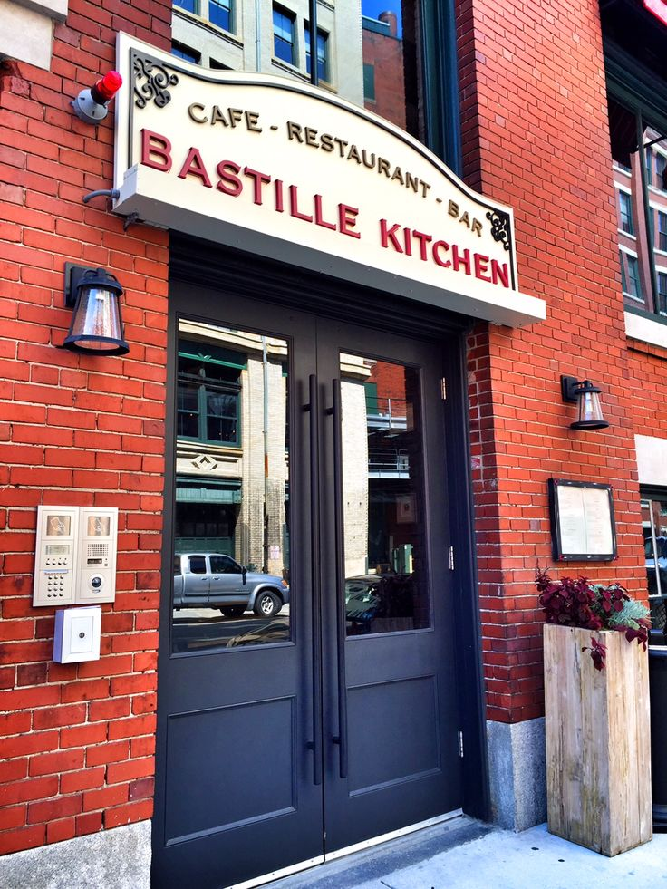 49 Melcher Street, 617-556-8000   Bastille Kitchen is a neighborhood bistro that is reminiscent of those found along the streets of Paris. Bastille Kitchen is committed to providing value to guests while delivering unrivaled food quality, au fait beverage service, and unpretentious hospitality. Fare is classic Parisian bistro with a touch of modern influence. Hours: Mon-Wed 5:00pm-10:00pm, Thurs-Sat 5:00pm-11:00pm, Sunday 5:00pm-10:00pm.