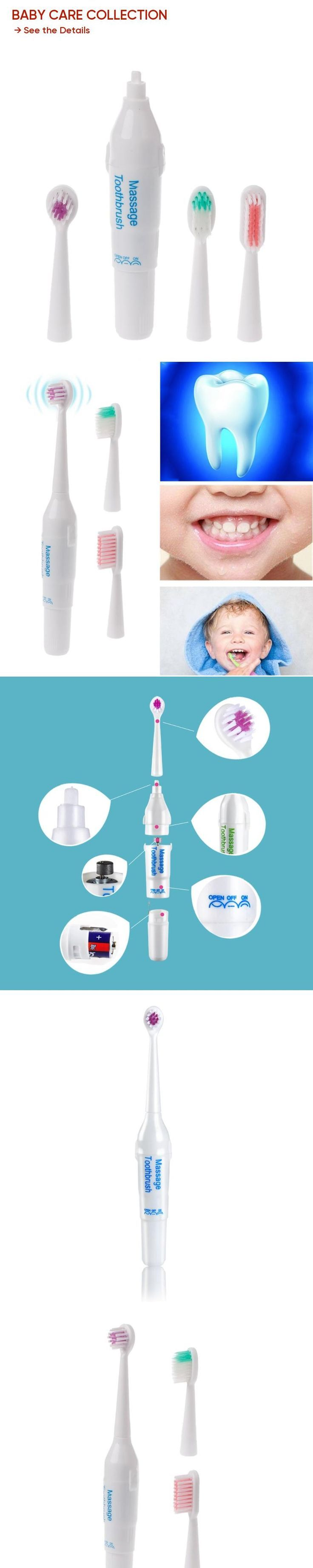 Professional Power Baby Toothbrush Oral Care Clean Kids Electric Teeth Brush