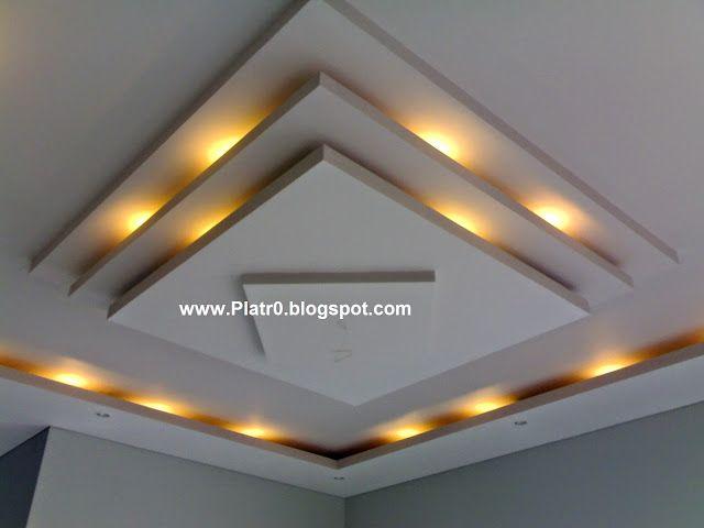 Voila Deco Maison Plafond Platre 2016, Best Ceiling Lights Plaster ...
