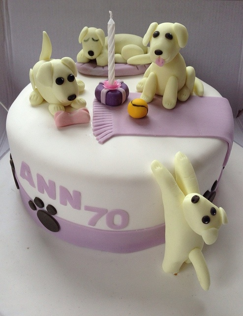 Dog Cake Decorations Nz : 29 best images about Dog cakes on Pinterest