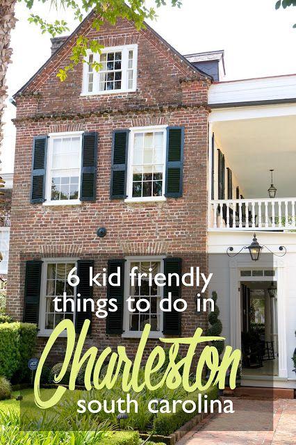 6 Kid-Friendly Things to Do in Charleston, South Carolina