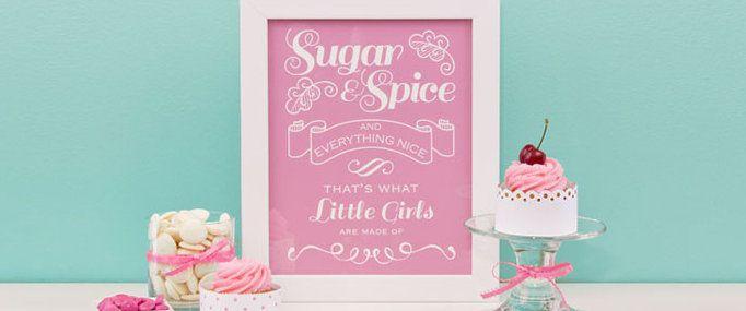 Simple Sugar Art Prints for Kids :: Fabulous Giveaway
