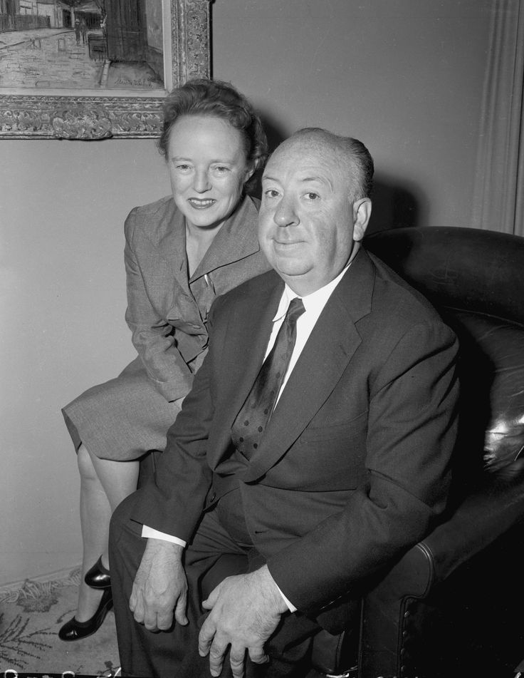 25+ best ideas about Alma reville on Pinterest | Alfred hitchcock best movies, Alfred hitchcock ...