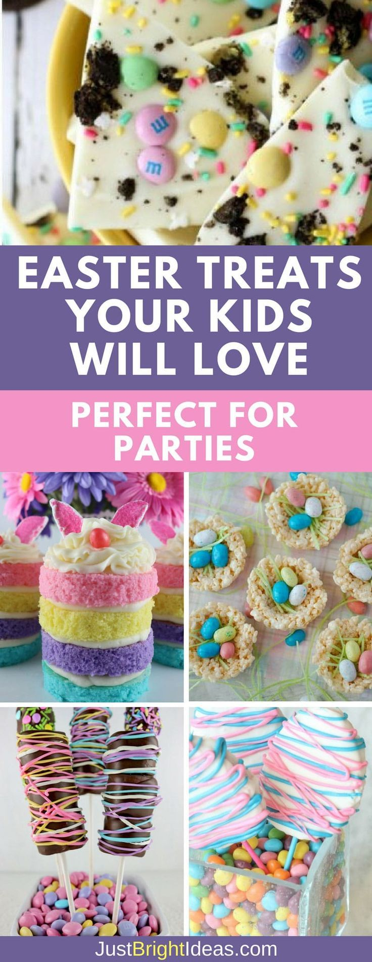 Easter Treats for Toddlers: We've rounded up the best Easter treats ever so you (and the kids) will not be disappointed! Check out all the recipes and save your favourites for later!