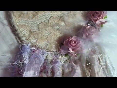 DIY Dreamcatcher | How To Make A Dream Catcher Tutorial - YouTube