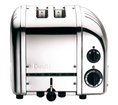 Traditional Compact Toaster From Dualit