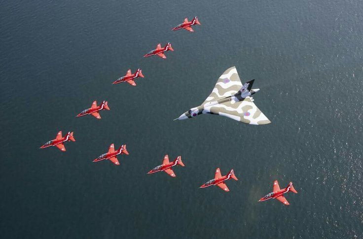 Final flight together - Southport 19.9.2015