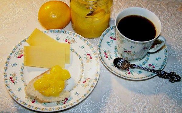 Лимонный курд / Lemon curd - Садовое обозрение